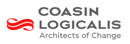 Logo: Coasin Logicalis - Architects of Change